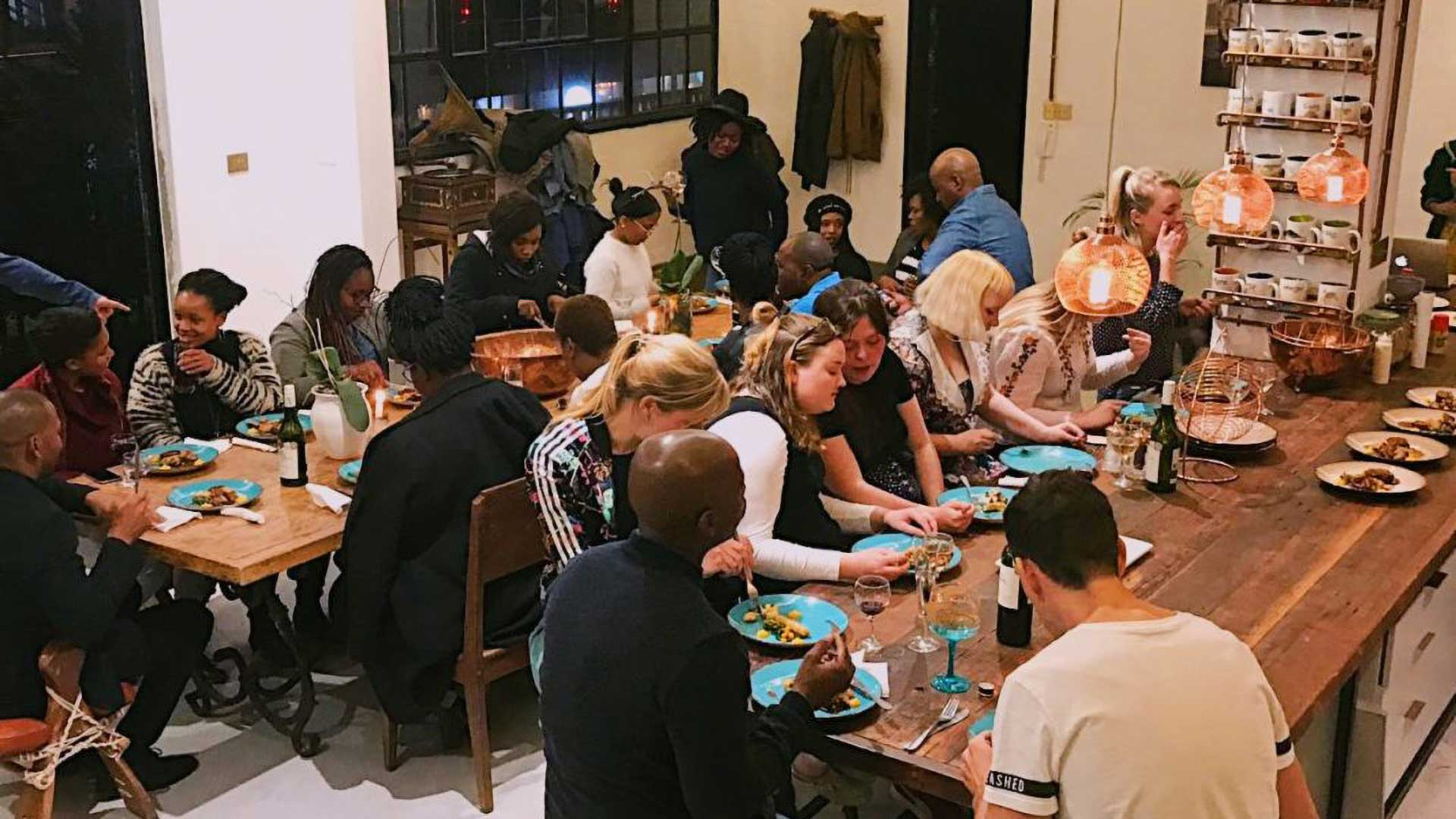 Read more about the article GUEST REVIEW: Maboneng Night Walk & Penthouse Dinner